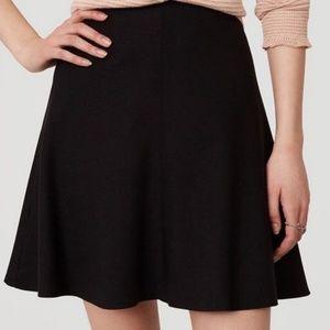 Loft Flippy Skirt   Ann Taylor Loft A Line Skirt
